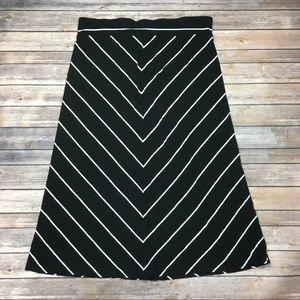 💕4/$20 {Ava & Viv} Maxi Skirt Sz 1X